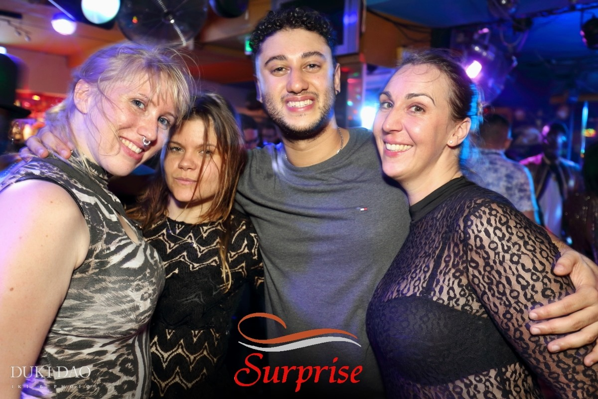 Afrobeat Party Surprise Club Berlin